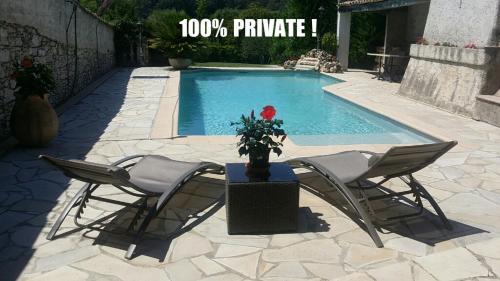 Villa Emeraude : Guest accommodation near Saint-Paul