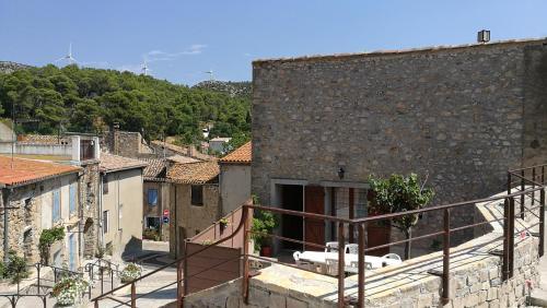 La Maison Des Vendangeurs : Guest accommodation near Jonquières