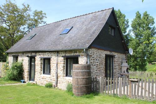 Jolie Grange : Guest accommodation near Javené