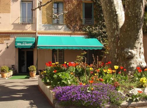 Hotel De Provence : Hotel near Aiglun