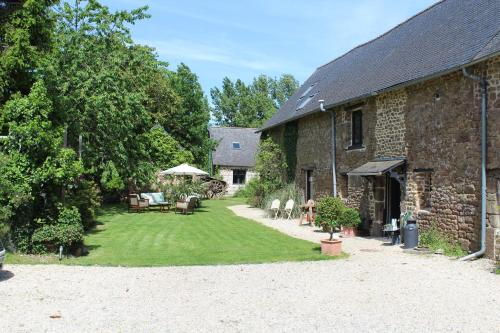 La Jeusseliniere : Bed and Breakfast near Saint-Ellier-du-Maine