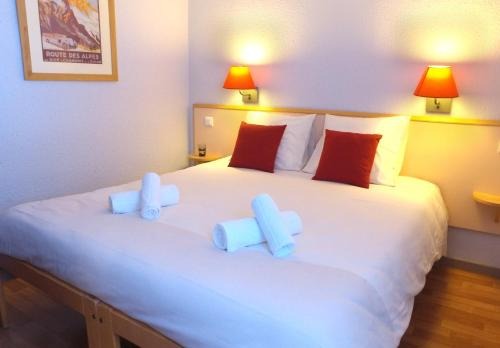 VVF Villages « Le Massif de Belledonne » Prapoutel Les 7-Laux : Guest accommodation near Tencin