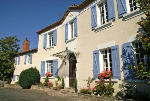 L'appartement de Moulin Cacaud : Apartment near Gout-Rossignol