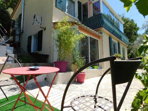 villa les Pins : Apartment near Vinsobres