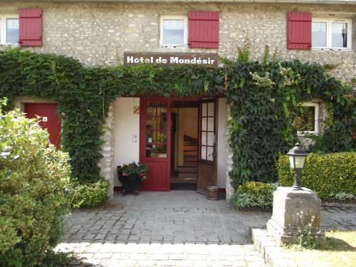 La Ferme de Mondésir : Hotel near Ormoy-la-Rivière
