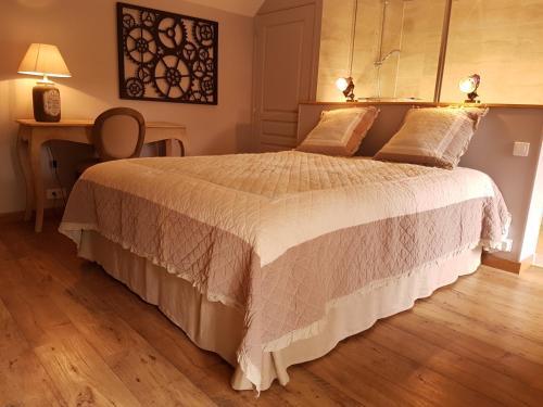 L'ETOILE DU BERGER : Bed and Breakfast near Huisseau-sur-Mauves