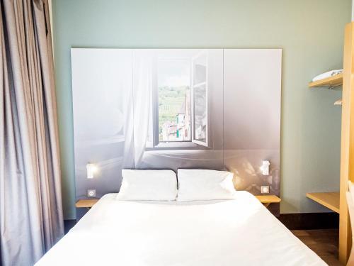 B&B Hôtel Mulhouse Centre : Hotel near Heimsbrunn
