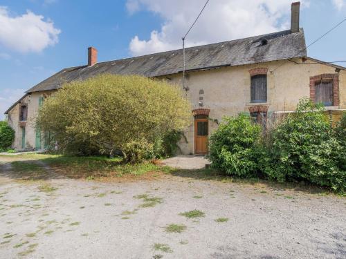 Le Petit Bois Girard : Guest accommodation near La Chapelle-Saint-Laurian
