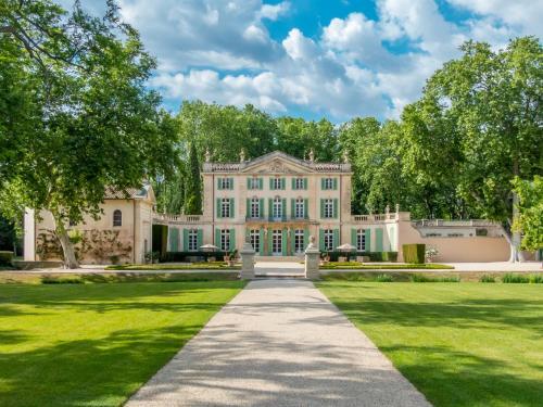 Chateau de Tourreau : Guest accommodation near Sarrians