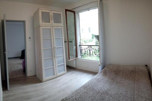 Ilot de campagne en ville : Apartment near Villeneuve-Saint-Georges