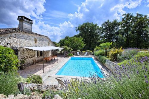 Les Gravets : Guest accommodation near Romestaing
