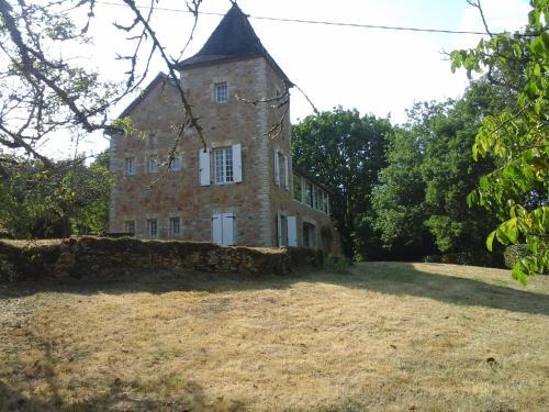 Maison du Lot : Guest accommodation near Cassagnes