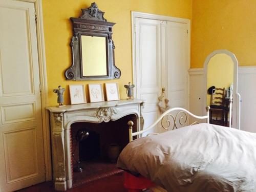 Chez Patrice et Yuri Julien : Bed and Breakfast near Béziers