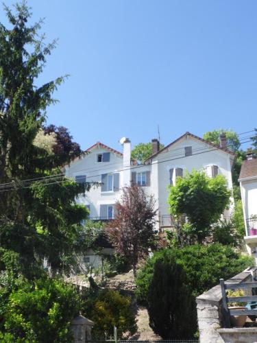 Le Panoramique : Guest accommodation near Jouy-le-Moutier