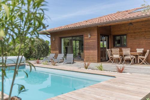 Villa Carlotta : Guest accommodation near Saubion