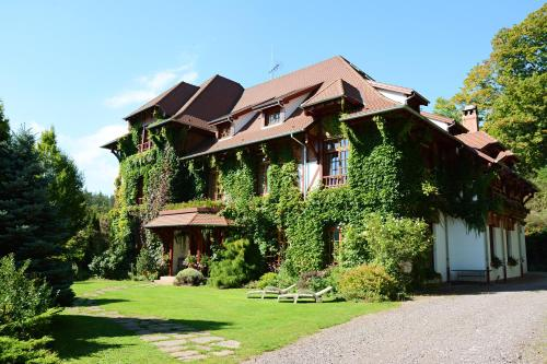 L'Ermitage Du Rebberg : Bed and Breakfast near Lutzelhouse