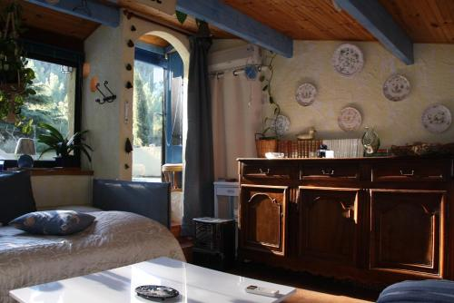 Aux Cernois : Guest accommodation near Carqueiranne