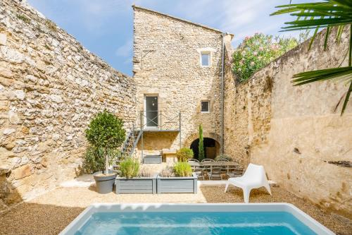 Maison Mirabelle Luberon-Provence : Guest accommodation near Robion