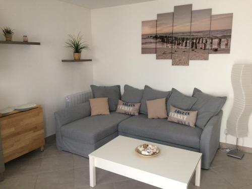Duplex cosy sur le bassin d'Arcachon : Apartment near Salles