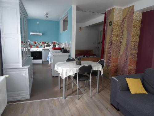 Gîte du héron : Apartment near Rottelsheim