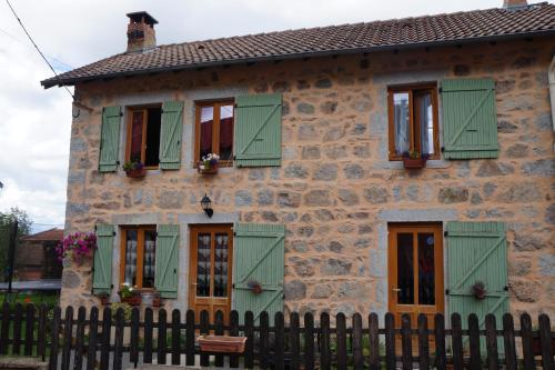 maison de campagne : Guest accommodation near Barrais-Bussolles