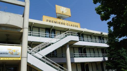 Premiere Classe Lyon Sud - Chasse Sur Rhône : Hotel near Échalas