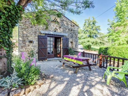 Maison De Vacances - Prats-Du-Perigord : Guest accommodation near Orliac