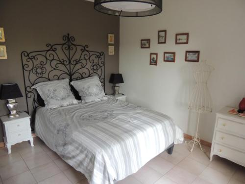 Romantic room : Guest accommodation near Le Val