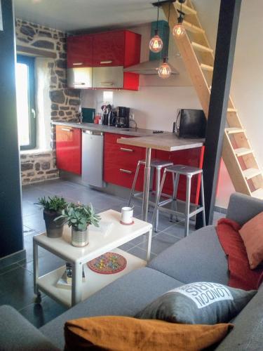 Cosy studio Le Marais : Apartment near Bricqueville-la-Blouette