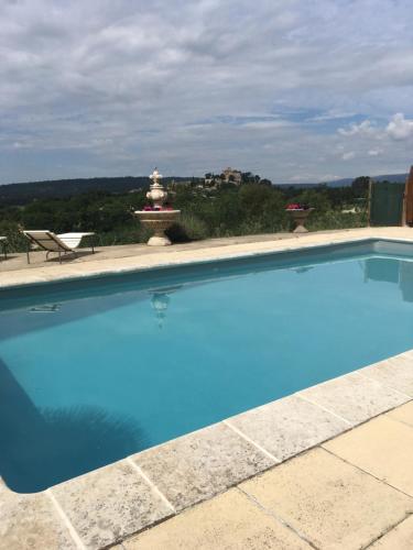 Maison La Benvingude : Guest accommodation near Ansouis