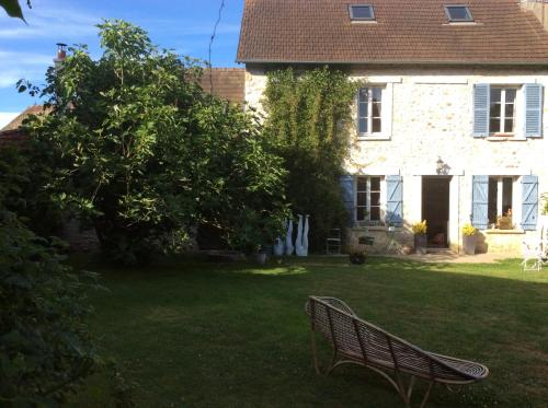 la ferme des bayet : Guest accommodation near Fontenay