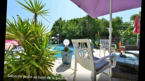 Villa Helena : Guest accommodation near Pérols