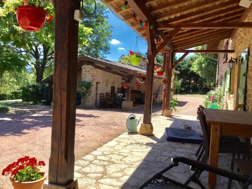 Le Bois de la Garde : Bed and Breakfast near Bergesserin
