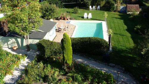 Les Barongères : Bed and Breakfast near Saint-Mard-de-Vaux