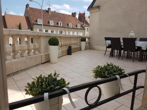 la belle Nuits : Guest accommodation near Premeaux-Prissey