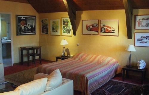 Le Relais des Arcandiers : Hotel near Baulon