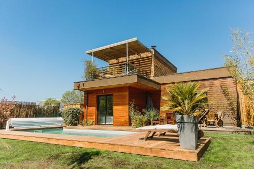 Villa Erika : Guest accommodation near Saubion