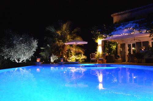 Chambre d'Hôtes d'Isabelle : Bed and Breakfast near Villeneuve-Loubet