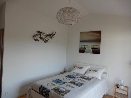 La Chambre d'à Côté - Chambre d'hôtes : Bed and Breakfast near Villenave-d'Ornon