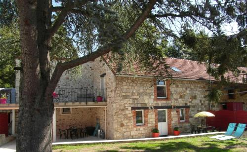 La Grand Cour : Guest accommodation near Troissy
