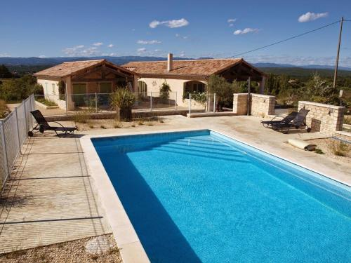 Villa Domaine De Pierre De Jourdan : Guest accommodation near Chandolas