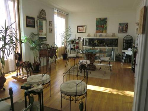 Chambre chez l'habitant Les Ponotes : Guest accommodation near Ouides