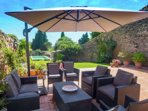 Villa Montouliers : Guest accommodation near Aigues-Vives