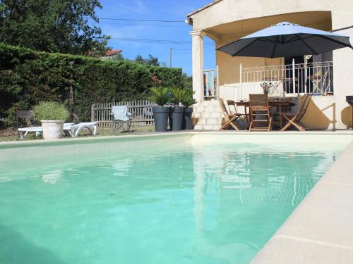 Holiday Home Maison L'Arc En Ciel : Guest accommodation near Cassagnoles