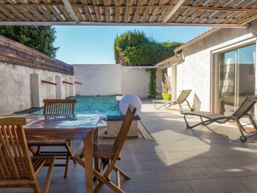 Holiday home Raissac - Raissac-D Aude : Guest accommodation near Cruscades