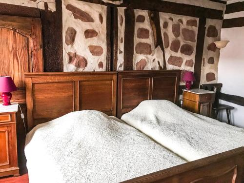 Chambre d'Hôtes chez Nadine Hamm : Bed and Breakfast near Siersthal