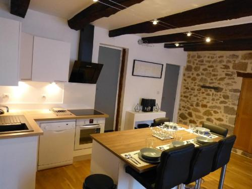 le zola : Apartment near Cardaillac
