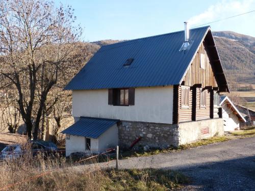 Maison De La Loutre : Guest accommodation near Tréminis