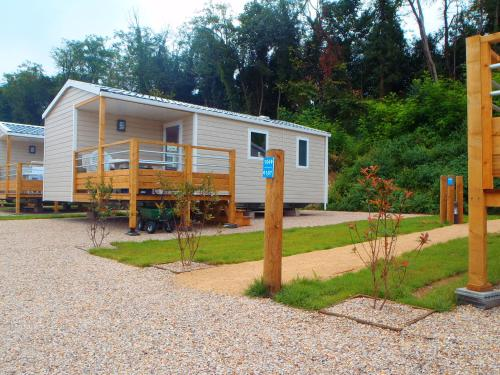 Camping Paris-Est : Guest accommodation near Villiers-sur-Marne
