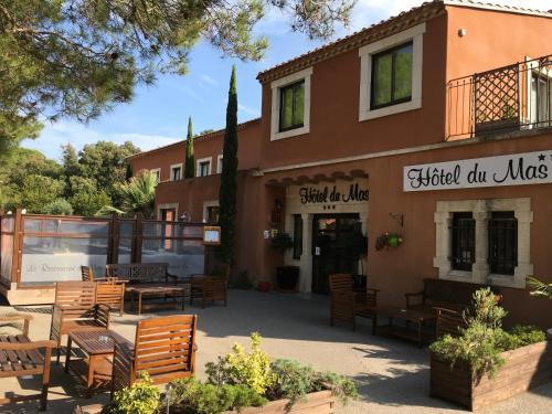 Hotel du Mas : Hotel near Vinassan